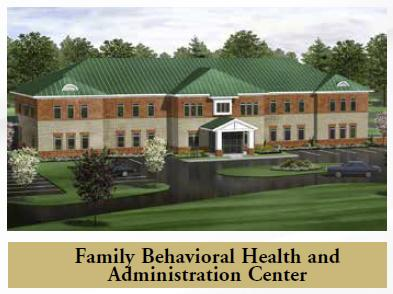 Family Behavioral Health Building